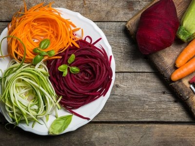 Vegetables that take the place of starches
