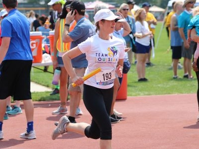 Transplant Games: Going for the Gold with New Heart