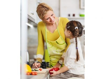 Make Healthy Eating Fun from Lunchtime to Lifetime